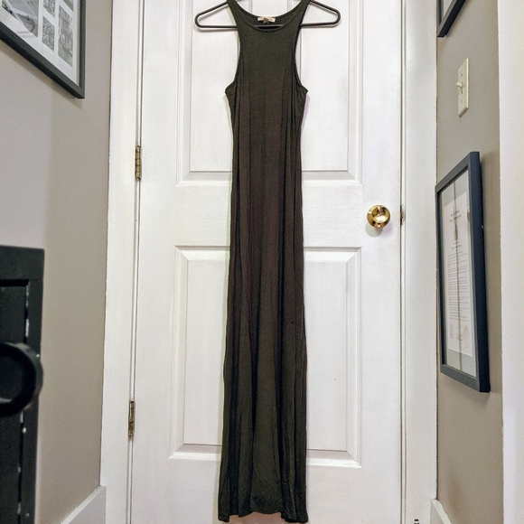 Rolla Coster Dresses & Skirts - Olive green maxi 💚 brand new